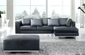 modern living room sets black. Contemporary Black Leather Sofa Modern Living Room Sets