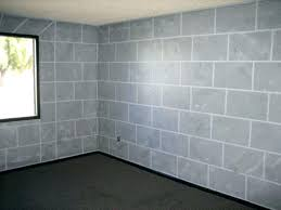 decoration cinder block wall painting ideas amazing stylish exterior concrete walls magnolia inside from decorative screen