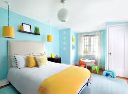 Blue And Yellow Colour Scheme Bedroom Www Resnooze Com