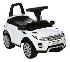 Детская машинка-<b>каталка Range Rover Evoque</b> White - CLB-348B
