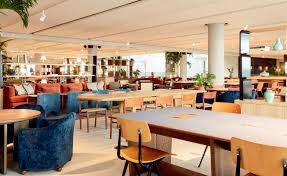 Interior Design Hospitality Giants 2015 Hospitality Groups Blur The Line Between Workspace And Hotel
