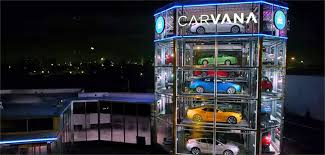 Carvana Car Vending Machine Custom Carvana Introduces Car Vending Machine Could Dallas Be Next