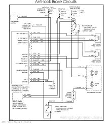 similiar 1996 chevy tahoe wiring diagram keywords chevrolet tahoe wiring schematic anti lock brake circuits schematic