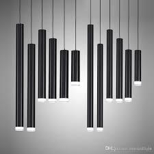 creative pendant lights modern kitchen lamp dining room bar counter pipe pendant lights kitchen light cylinder aluminum plug in pendant lighting