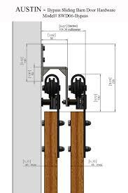 diy bypass barn door hardware. Full Size Of Furniture:nice Diy Barn Door Hardware Graceful Make 29 Winsome Bypass 0