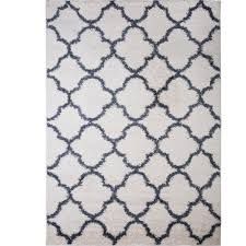 home dynamix synergy white blue 3 ft x 4 ft indoor area rug