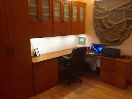 cherry custom home office desk. Contemporary Cherry Custom Home Office In Cherry Wood Inside Desk I
