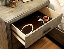 Ash Wood Bedroom Furniture Furniture Of America Cm7615q Cm7615n Cm7615d Cm7615m Antler 4