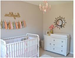 baby nursery top pink and gold ideas crib
