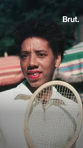 Champion Althea Gibson broke the color barrier in tennis | Brut.