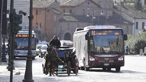 Domenica ecologica a Roma: blocco totale auto, potenziata ...