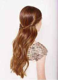 Hair Style Simple 21 gorgeous halfup halfdown hairstyles babble 6696 by wearticles.com