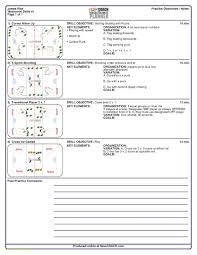 Best Top Resulteautiful Hockey Practice Plan Template