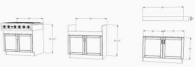 kitchen base cabinet dimensions great popular ikea a