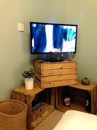 tv corner stand corner stands small
