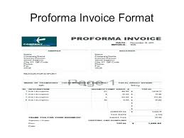what is a proforma what is the purpose of an invoice purpose of proforma invoice