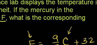 how to convert a temperature from fahrenheit to celsius with simple arithmetic