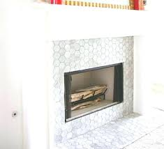 mosaic tile fireplace surround outstanding ideas about remodel modern home with