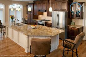golden silver39s veined pattern brings the island and veined white granite countertops