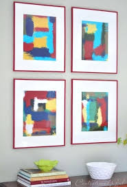 painting frame ideas abstract wall art frames picture frame painting ideas