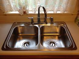 how to install kitchen sink faucet how to install a kitchen sink