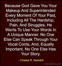 Hardship Quotes Awesome Charles R Swindoll Quotes And Sayings With Images LinesQuotes