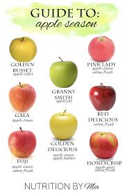 apple season is here and i plan on taking full advane of this quintessential fall flavor apples range not only in color and taste but also in texture