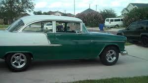1955 Chevy, 150/210, Bel Air, 2 Door Post Video 5 - YouTube