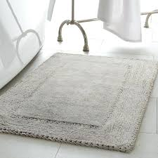 bathroom rugs set 2 piece ruffle cotton bath rug set bath rug sets