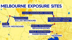 Emilia terzon) tier 2 covid exposure sites: Covid 19 Victoria Kinder Skatepark And Soup Kitchens Among Vic Exposure Sites