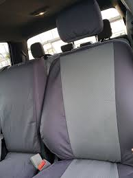 custom fit seat covers for ford f350 402040 bench first row