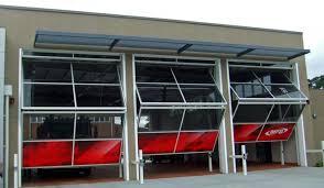 folding garage doorsAppealing Vertical Folding Garage Doors Photos  Best inspiration