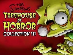 Mumbly Grumbly Braincrumbs  The Horrible Disgusting Treehouse Of Simpsons Treehouse Of Horror Xviii