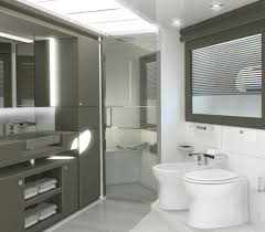 half bathroom ideas gray. Brilliant Gray Guest Bathroom Ideas Interesting Ideas Home Design  Houzz 2017 Cool Alasthemovement Appearances Intended Half Bathroom Ideas Gray 5