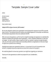 Project Proposal Cover Letters Cover Letter Format Business Proposal Plks Tk