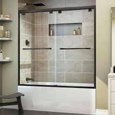 bathtubs bathroom shower doors for tubs tub shower doors canada framed bypass tub door maax
