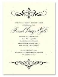 Free Formal Invitation Template - Invitation Template