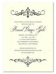 Free Formal Invitation Template - Invitation Template
