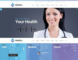 Small Picture 70 Best Health and Medical Website Templates Free Premium