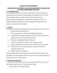 Cover Letter Template For Sample General Contractor Manicurist