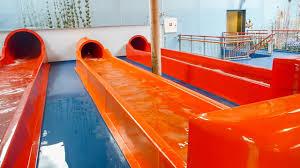 Dyreparken Kristiansand Orange High Speed Slide Turborutsche