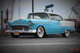 Chevy Bel Air Hardtop, LS2 4L60, EFI, Fuel-Injected Restomod ...