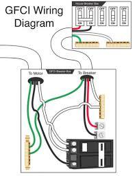 gfci breaker wiring diagram wiring diagrams mashups co Tadibrothers Wiring Diagram 4 wire breaker box connection facbooik tadibrothers backup camera wiring diagram