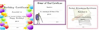 certificates of completion for kids certificate template for kids free printable certificate templates
