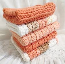 Peaches And Cream Yarn Crochet Patterns