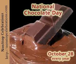 national chocolate day october 28. Interesting October National Chocolate Day Is October 28 And T