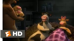 Barnyard (10/10) Movie CLIP - Daisy Gives Birth (2006) HD - YouTube