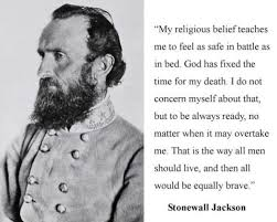 Stonewall Jackson Quotes Magnificent Civil War General Stonewall Jackson Belief's Glossy 4848x48 Photo SJ