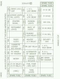1998 Honda Civic Fuse Box Diagram 35 2001 honda civic fuse box diagram standart honda civic fuse box diagram car wiring main