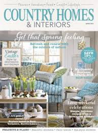 Country Homes Amp Interiors Magazine April 40 Issue Get Your Amazing Home Interior Magazine